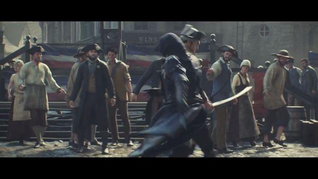Assassin's Creed Unity İçin Sinematik Tadında Yeni TV Reklamı