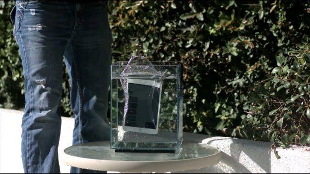 iPad Mini 3'ün Su, Mermi ve Bükülmeyle İmtihanı