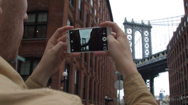 Samsung Galaxy Note 4 ile Gökyüzü Çekimleri