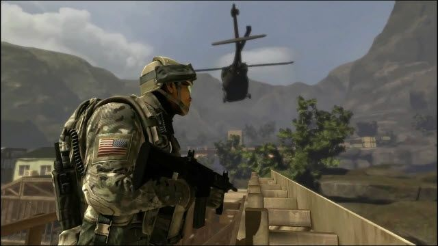 Ücretsiz FPS Oyunu America's Army: Proving Grounds