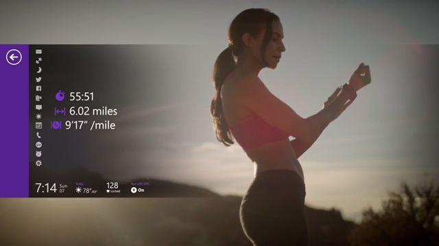 Microsoft Giyilebilir Akıllı Aksesuar Olarak Microsoft Band'ini Tanıttı
