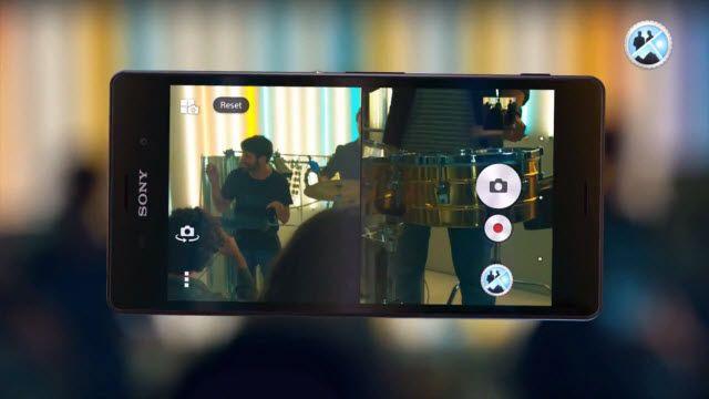 Sony Xperia Z3 ile Çoklu Açılardan Fotoğraf Çekimi