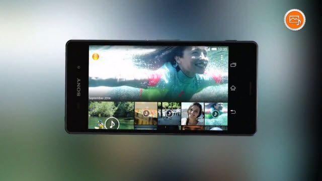 Sony Xperia Z3 ile Sesli Fotoğraflar Çekin