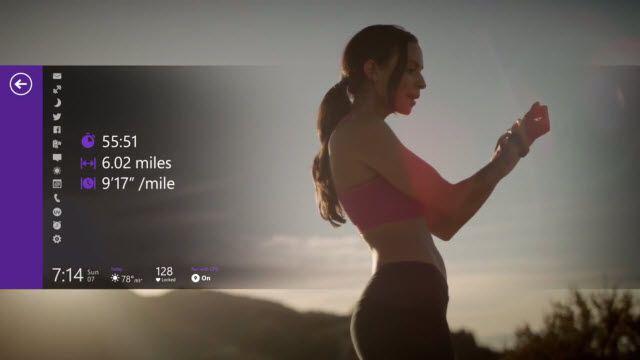 Microsoft Band ile Sağlıklı Yaşayın
