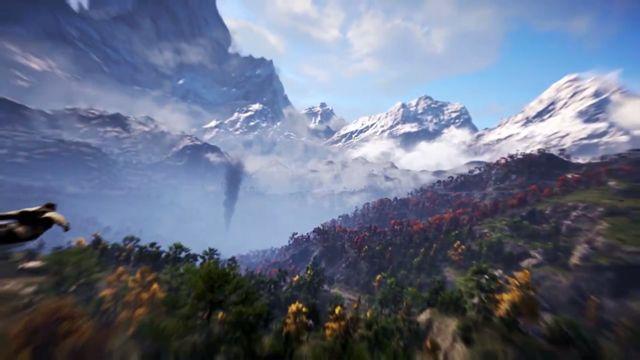 Far Cry 4'ün Muhteşem Görselleri Nasıl Yaratıldı?