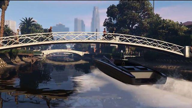 GTA 5'in PS4 ve Xbox One Çıkış Videosu Yayınlandı