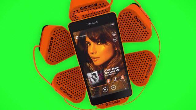 Microsoft Lumia 535 Deneyime Değer Veriyor