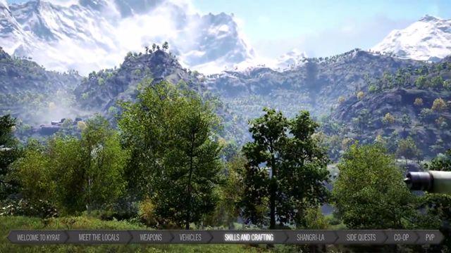 Far Cry 4'ün 101 İsimli Çıkış Fragmanı 8 Dakika Uzunluğunda