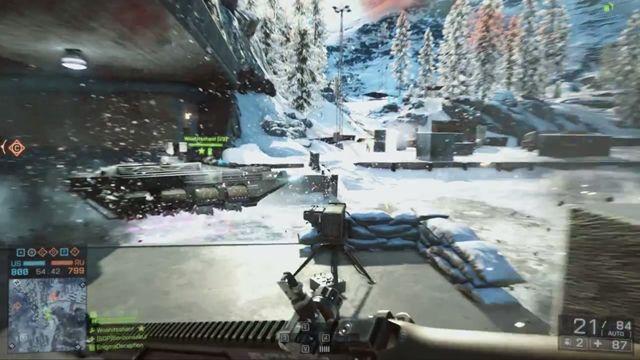 Battlefield 4: Final Stand'in Resmi Oynanış Videosu