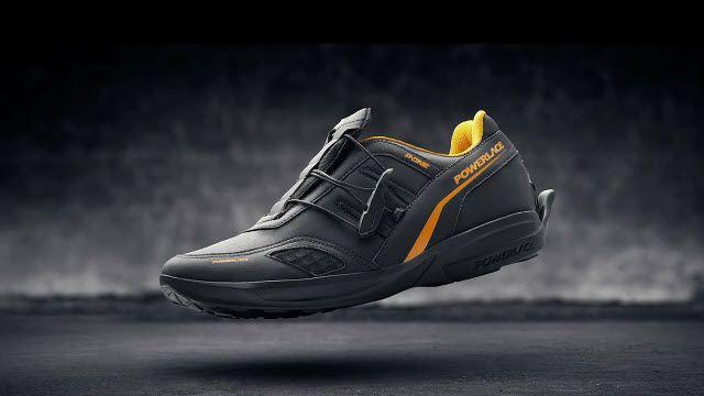 Powerlace - Kendi Kendini Bağlayabilen Ayakkabı