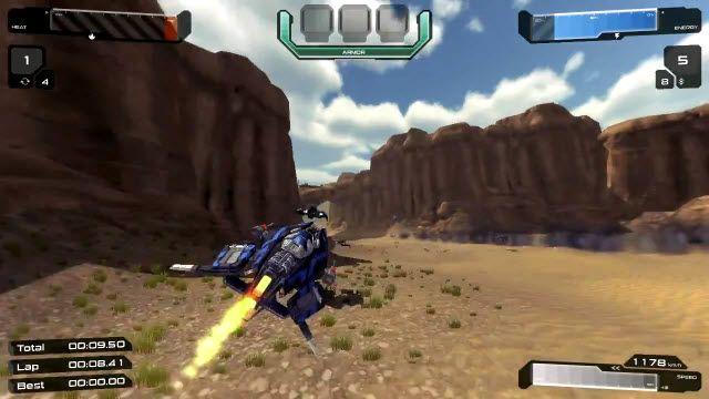 Ücretsiz Online Yarış Oyunu Quantum Rush Online