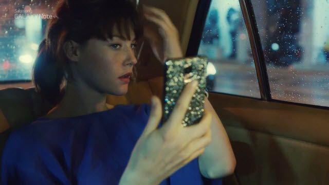 Swarovski Taşlı Samsung Galaxy Note 4 Tanıtımı