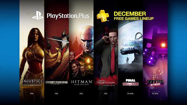 PlayStation Plus Aralık Ayı İçeriği