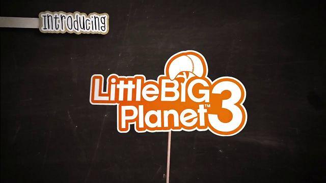 LittleBigPlanet 3'ün Çıkış Videosu Yayınlandı
