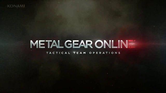 Yeni Metal Gear Online'ın Oynanış Videosu Yayınlandı