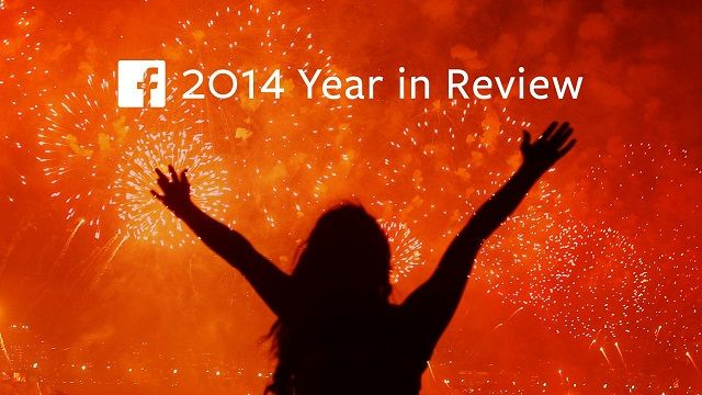 Facebook'tan 2014 Yılı Özeti