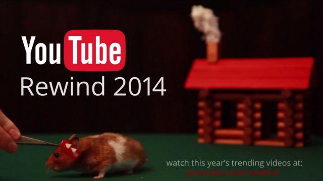 YouTube Rewind 2014 Yayınlandı
