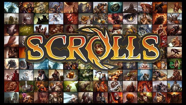 Scrolls Çıkış Videosu