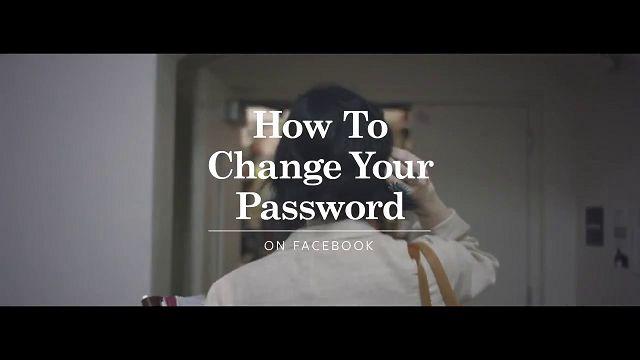 Facebook Şifresi Nasıl Değiştirilir?