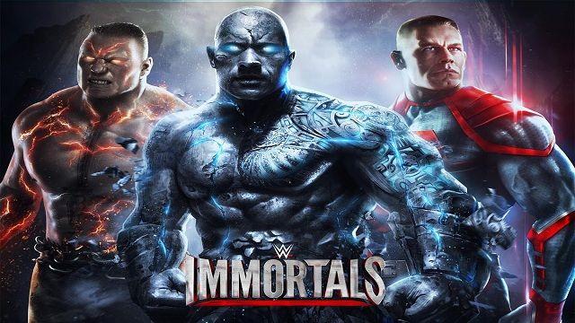 WWE Immortals - Çıkış Videosu