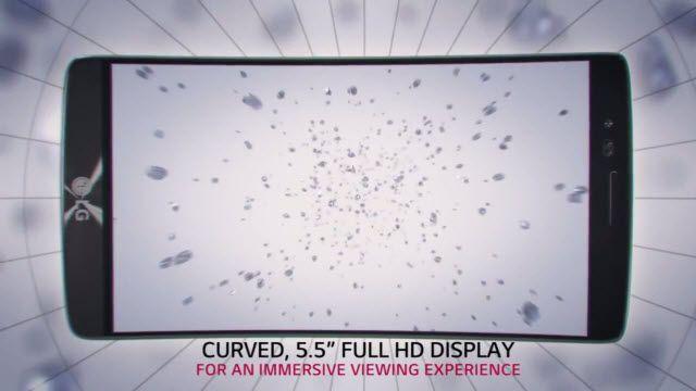 LG G Flex2'ye Giriş Videosu Yayınlandı