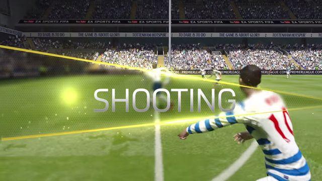 FIFA 15 Şut Çekme Rehberi