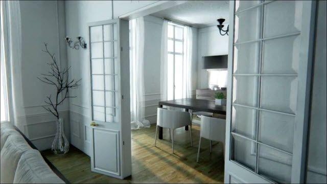 Unreal Engine 4 ile Tasarlanan Ev Gerçeğinin Tamamen Aynısı