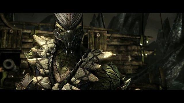 Mortal Kombat X - Reptile Oynanış Videosu