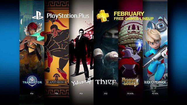 PlayStation Plus - Şubat 2015 İçeriği