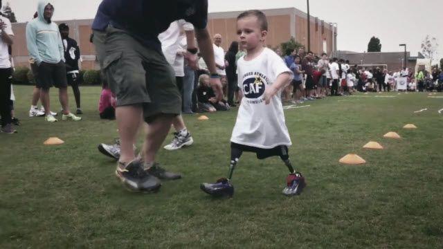 Microsoft Super Bowl Reklamı: Biyonik Bacaklar