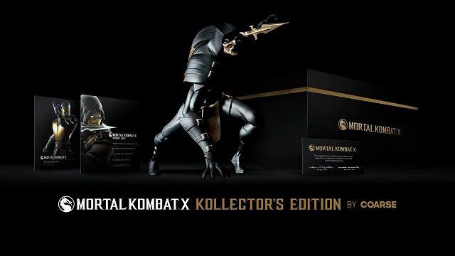 Mortal Kombat X Kollector's Edition Paketi Tanıtım Videosu