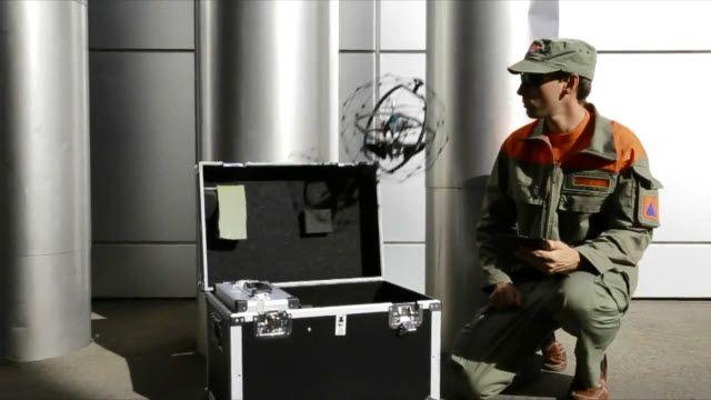 İnsanların Hayatını Kurtaran Drone: Gimball