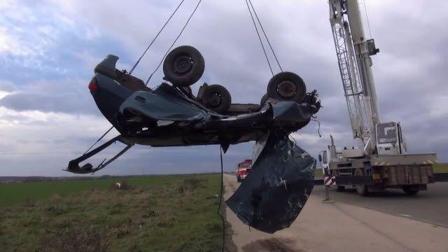 Euro Truck Simulator'daki Kaza Sesleri Nasıl Kaydediliyorlar?