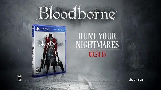 Bloodborne Hikaye Videosu