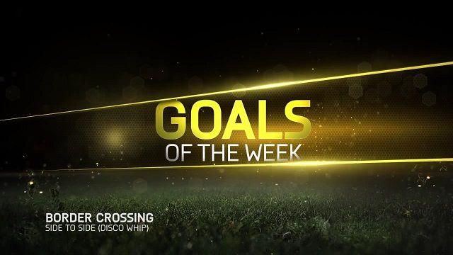 FIFA 15 - 12. Haftanın En İyi Golleri