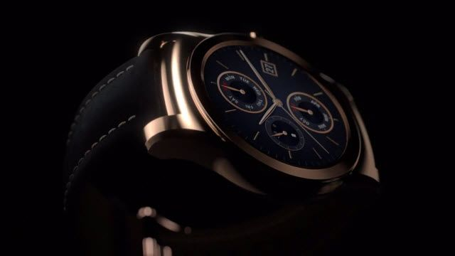 LG Watch Urbane: Lüks ama Akıllı Saat