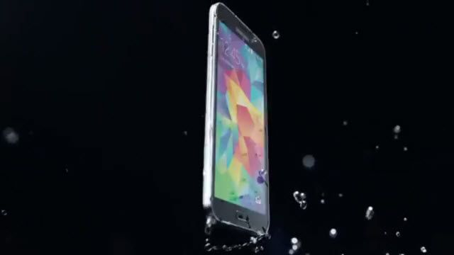 Samsung Galaxy S5: Su Geçirmez ve Dayanılamaz Telefon