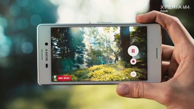 Sony Xperia M4 Aqua Tanıtım Videosu