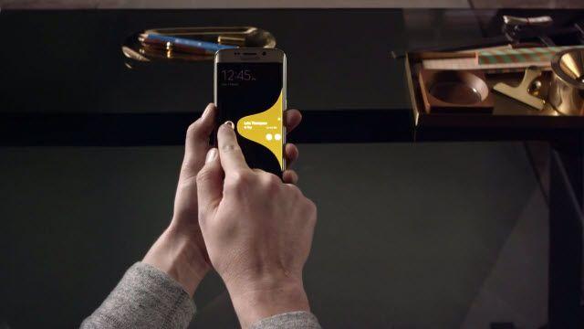 Samsung Galaxy S6 ve S6 Edge Resmi Kullanım Videosu - Tasarım