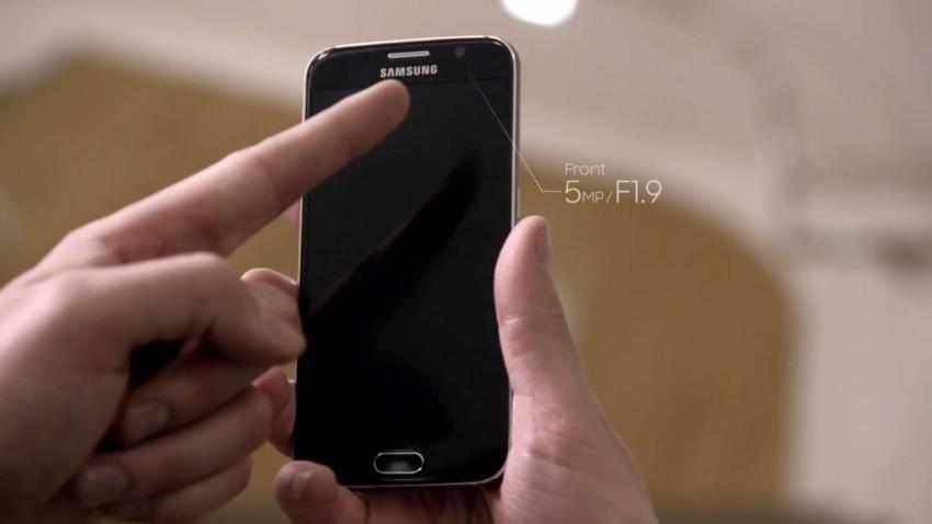 Samsung Galaxy S6 ve S6 Edge Kamera Kullanımı