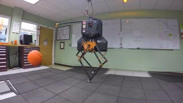 Karşınızda Yıkılmayan Robot ATRIAS