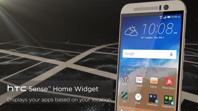 HTC One M9'a İlk Bakış
