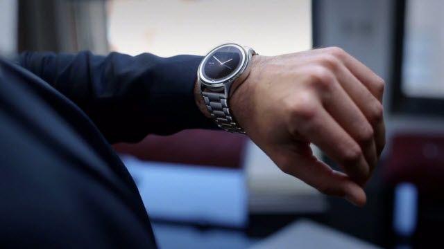Olio One: En Tarz Akıllı Saat