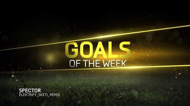 FIFA 15 - 16. Haftanın En İyi Golleri