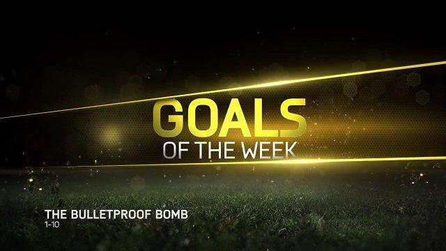 FIFA 15 - 17. Haftanın En İyi Golleri