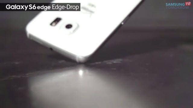Galaxy S6 ve S6 Edge Düşme Testlerinin Kötü Sonucu Samsung Tarafından Yalanlandı!
