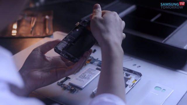 Samsung Galaxy S6 Edge Montajına Hayran Kalacaksınız