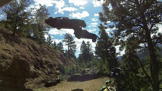 Furious 7 Çekim Arkası Görüntüleri