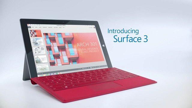 Microsoft, Surface Ailesinin En Küçüğü İçin Reklam Videosu Yayınladı