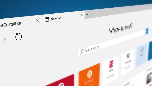 Microsoft Edge, Internet Explorer'ın Yerini Alacak